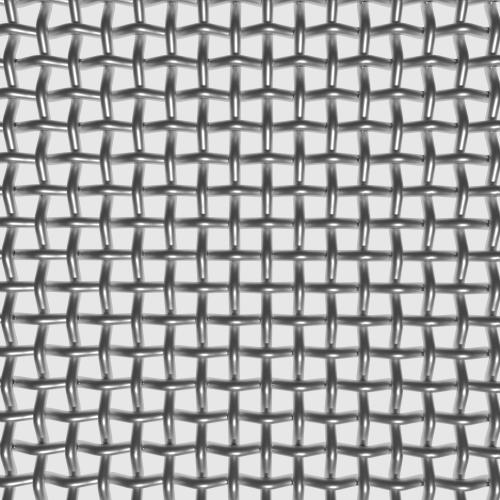 Siatka tkana ze stali nierdzewnej, sito 231, oczko 0,07 mm, rolka 1000 mm