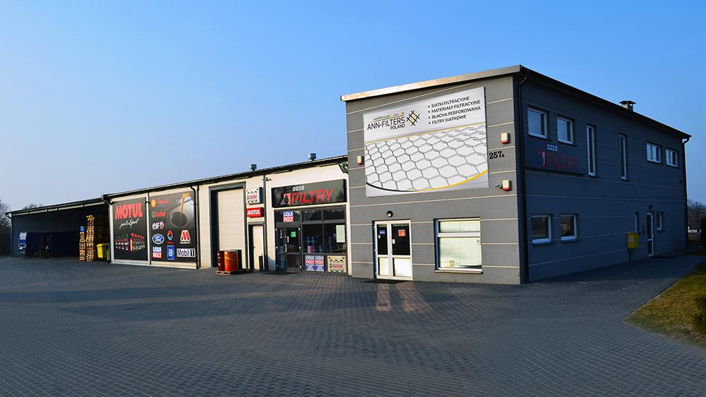 Siatki filtracyjne Gdańsk